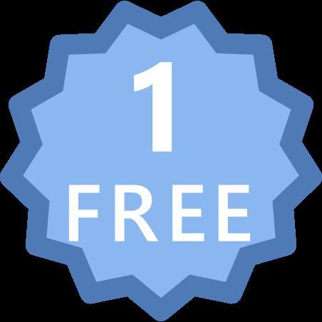 One Free icon
