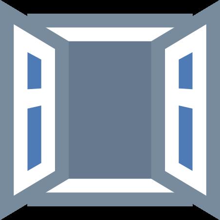 Open Window icon