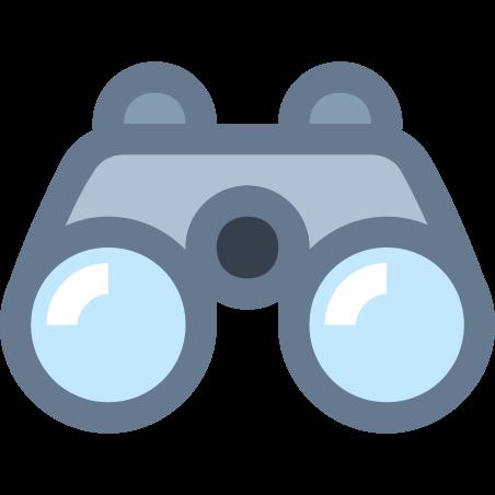 오페라 안경 icon