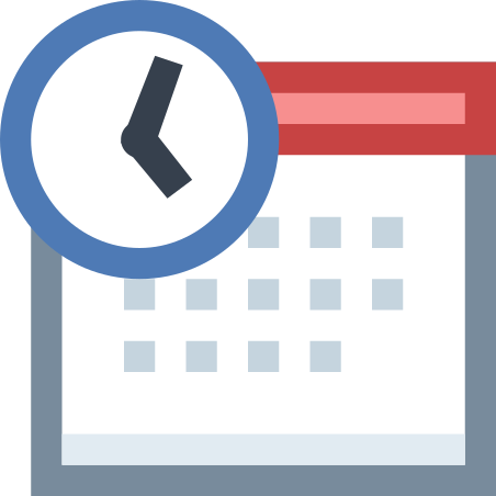 Schedule icon in Office XS