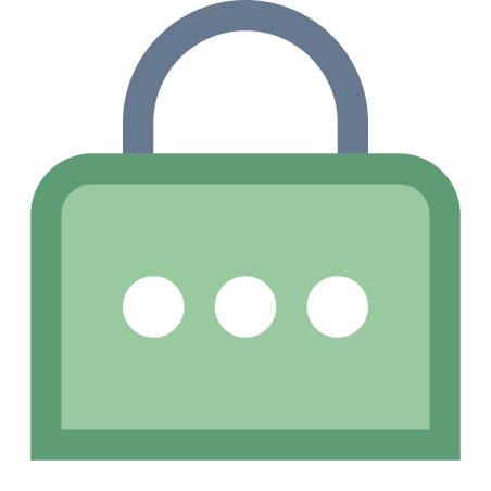 Password icon in Office XS