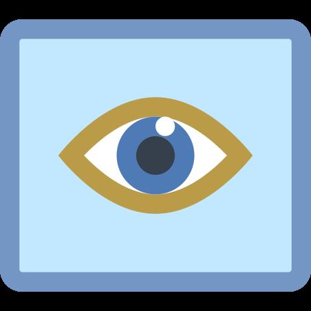 미리보기 창 icon