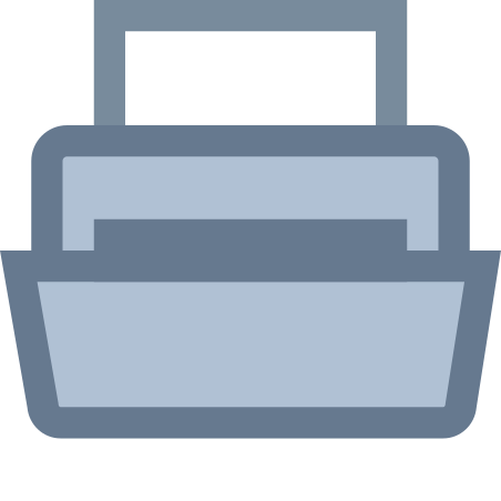 Printer icon in Office XS