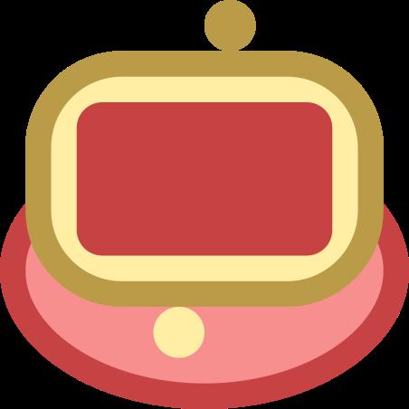 실내 지갑 icon