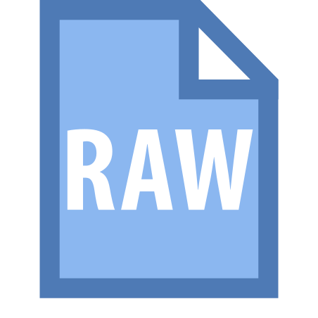 Raw icon in Office XS