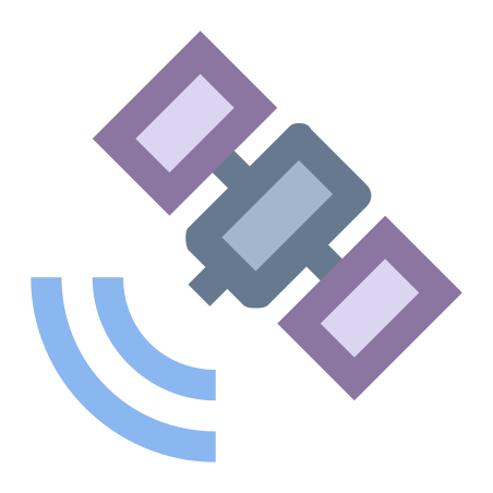 Satellite Signal icon in Office XS