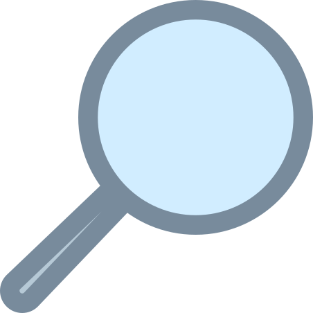 Search icon in Office XS