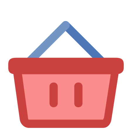 Shopping Basket icon in Office XS