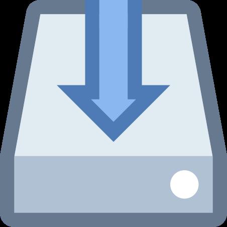 ソフトウェアインストーラ icon