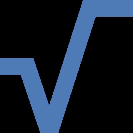 제곱근 icon
