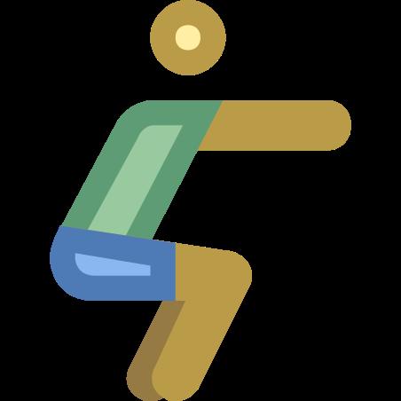 스쿼트 icon in Office XS