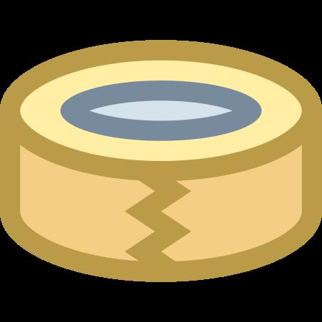 Nastro adesivo icon