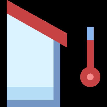 Temperature Outside icon