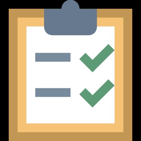 테스트 통과 icon