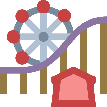 테마 파크 icon