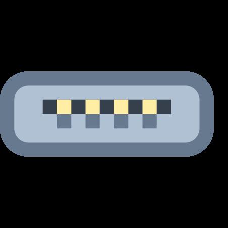 USB Micro A icon