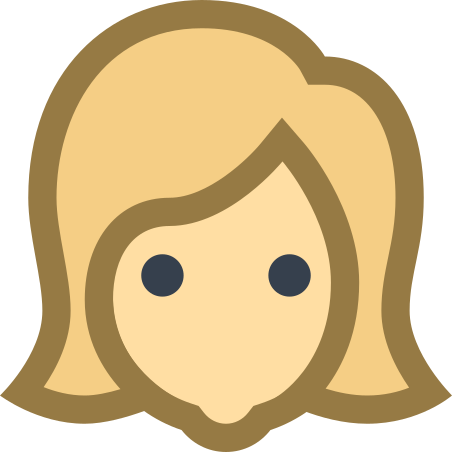 User Female Skin Type 3 icon in Office XS