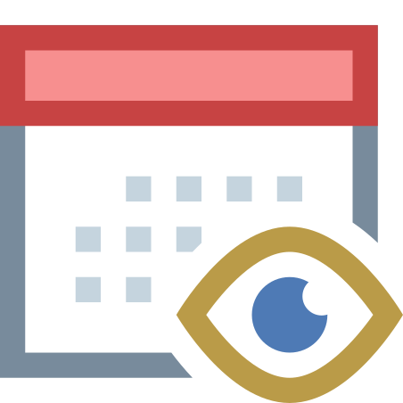 View Schedule icon in Office XS