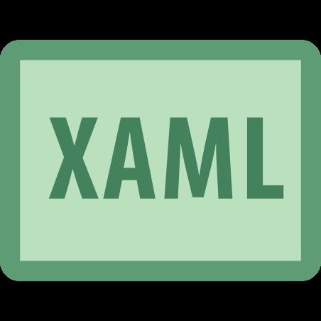 XAML icon in Office XS