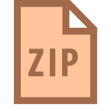 ZIP icon in Office XS