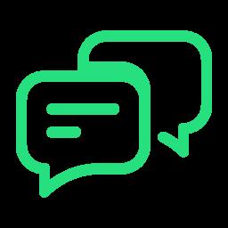 communication -v2 icon
