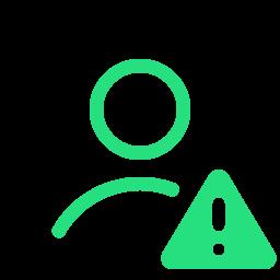 important user icon