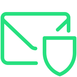 secured letter--v1 icon