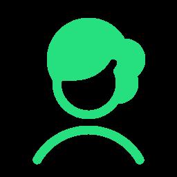 user female--v3 icon