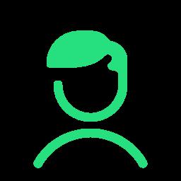 user male--v1 icon