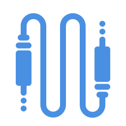 aux cable icon
