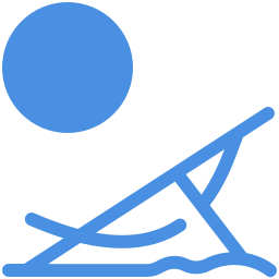 beach chair--v3 icon