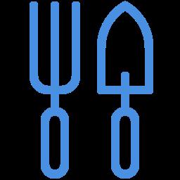 n gardening-tools icon