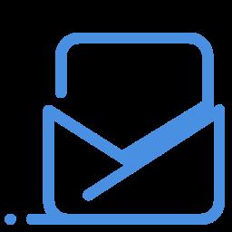 open envelope--v1 icon