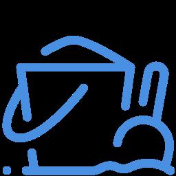 sand bucket--v2 icon
