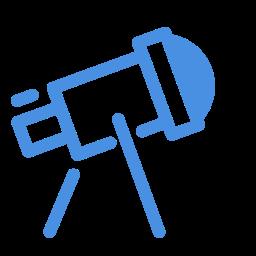 small telescope--v1 icon