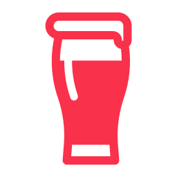 beer glass--v2 icon