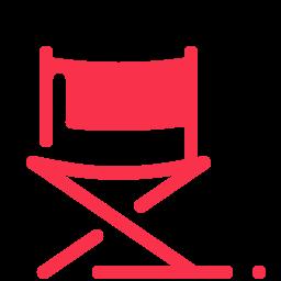directors chair--v2 icon