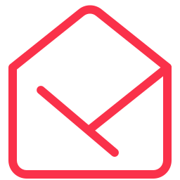 open envelope--v2 icon