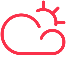 partly cloudy-day icon