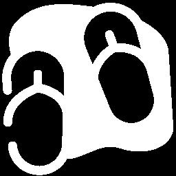 flip flops--v2 icon