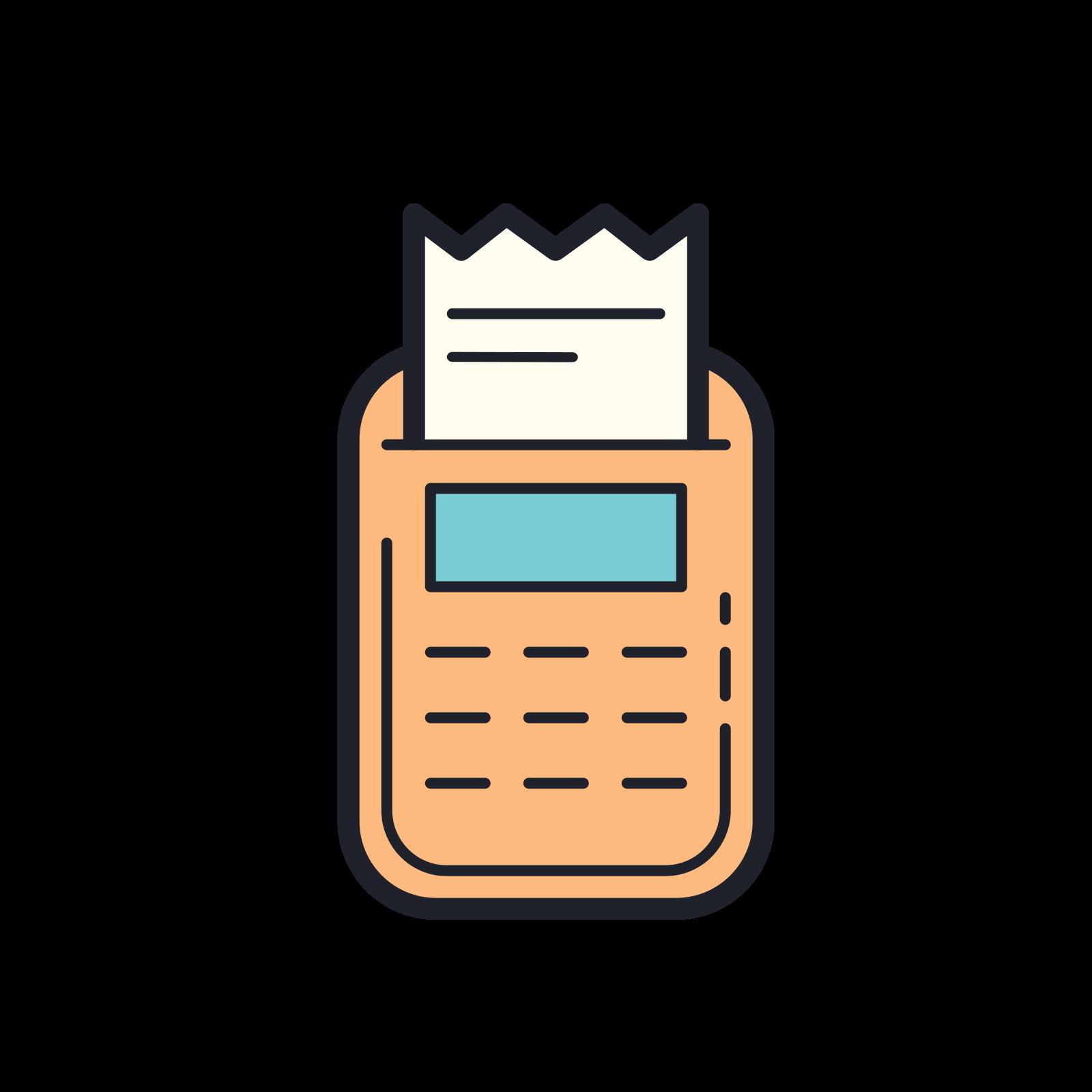 Billing Machine icon
