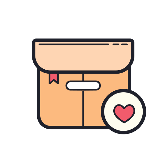 Box Love icon