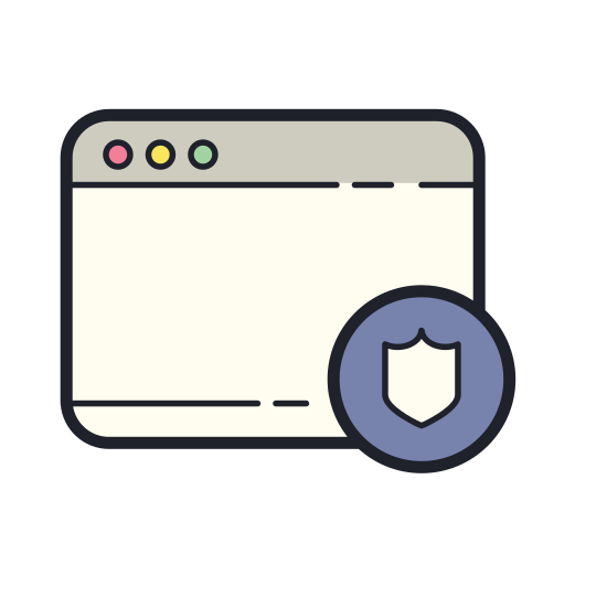 Window Secured icon