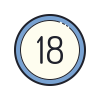 18 Circled icon
