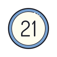 21 Circled icon