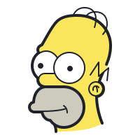 homer simpson icon