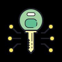 grand master-key icon