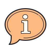Chat Bubble With Exclamation Mark icon