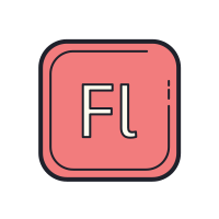 Adobe Flash Professional icon