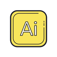 Adobe Illustrator logo icon